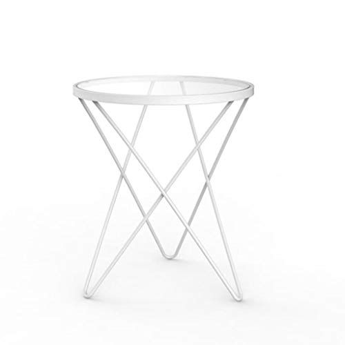 Kitchen Dining Coffee Small Wire Side Table Metal End