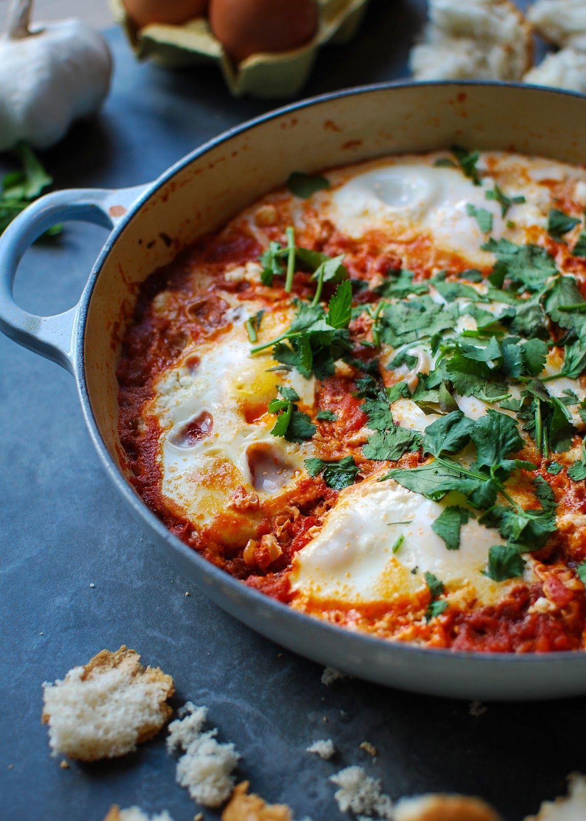 Shakshuka - The perfect one pan meal