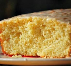 """Starbucks Lemon Loaf: """"I give this six stars! It looks beautiful and is just delicious. I work next to a Starbucks and this is 10 times better!"""" -Linda Saslove"""