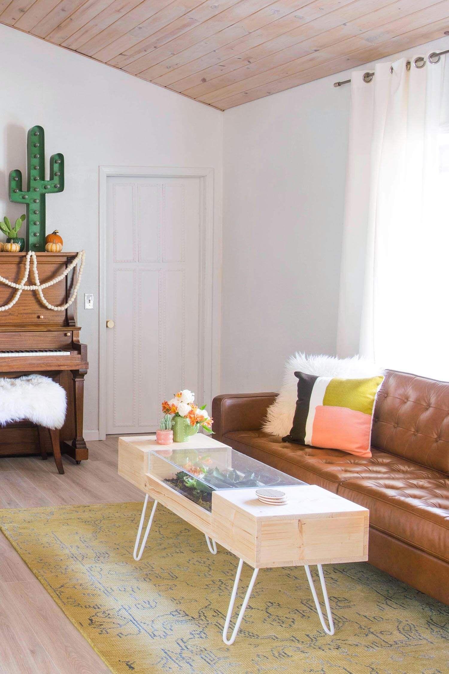 Fantastisch So Unglaublich Toll ❤ Couchtisch Mit Terrarium L Nach Lust Und Laune  Dekorieren L Möbel Aus