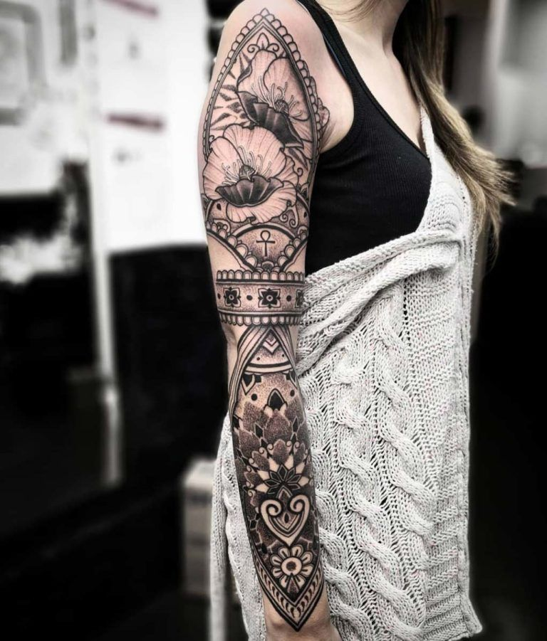 80 Fascinating Sleeve Tattoos For Men and Women Tattoo