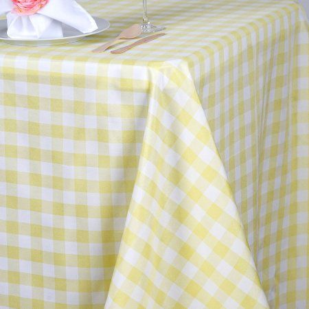 Party Occasions Checkered Tablecloth Wedding Checkered Tablecloth Wedding Party Table