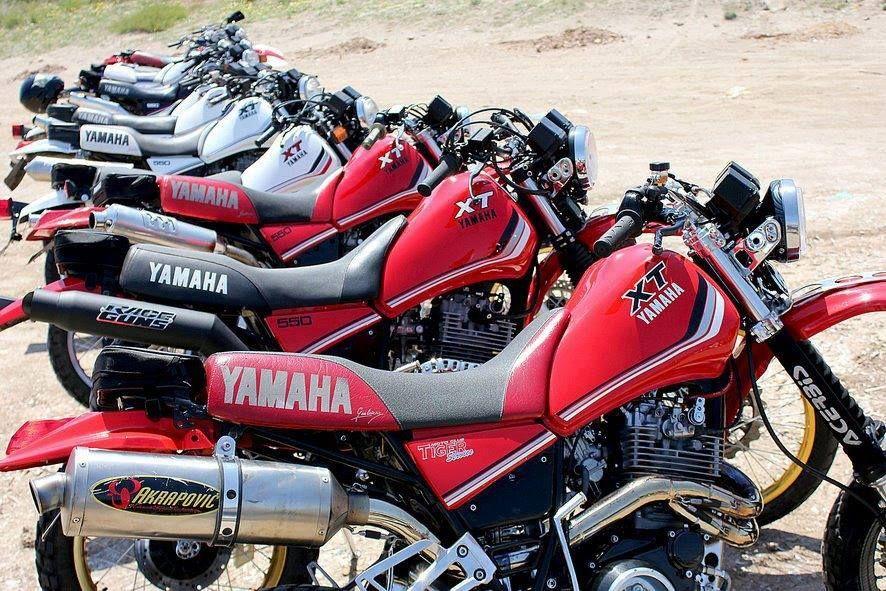 yamaha #xt 550   Cars & Motorcycles that I love   Motorcycle, Yamaha