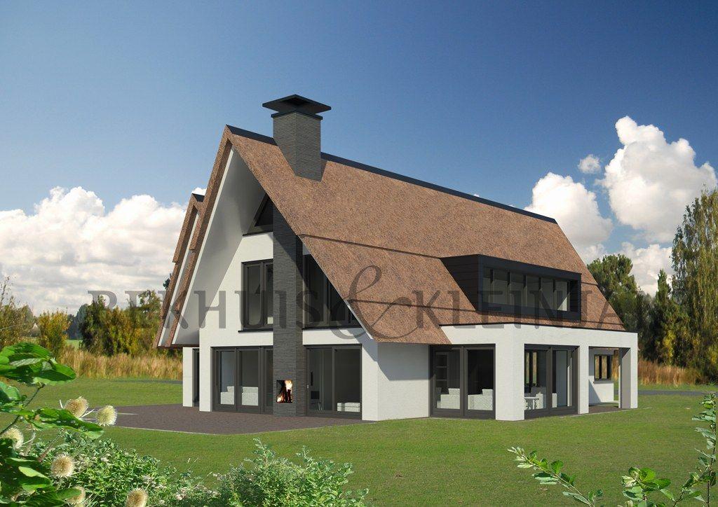 Bkj ontwerp hoogte ivm zolder aanbouw dakkapel d r for Schuur opruimen