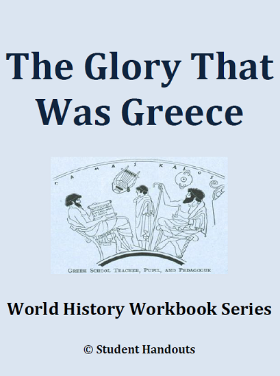 Ancient Greece History Workbook Free To Print Pdf File 19