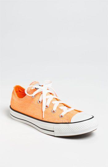 19f6fc921738fe Neon orange ö Converse Chuck Taylor® All Star®  TheseMightNeedMe ...