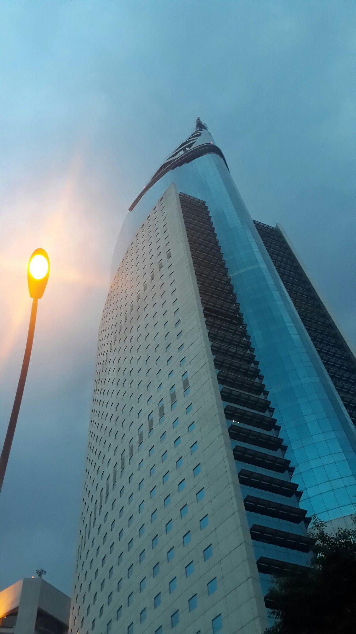 Wisma 46 Kota BNI. Central Jakarta.