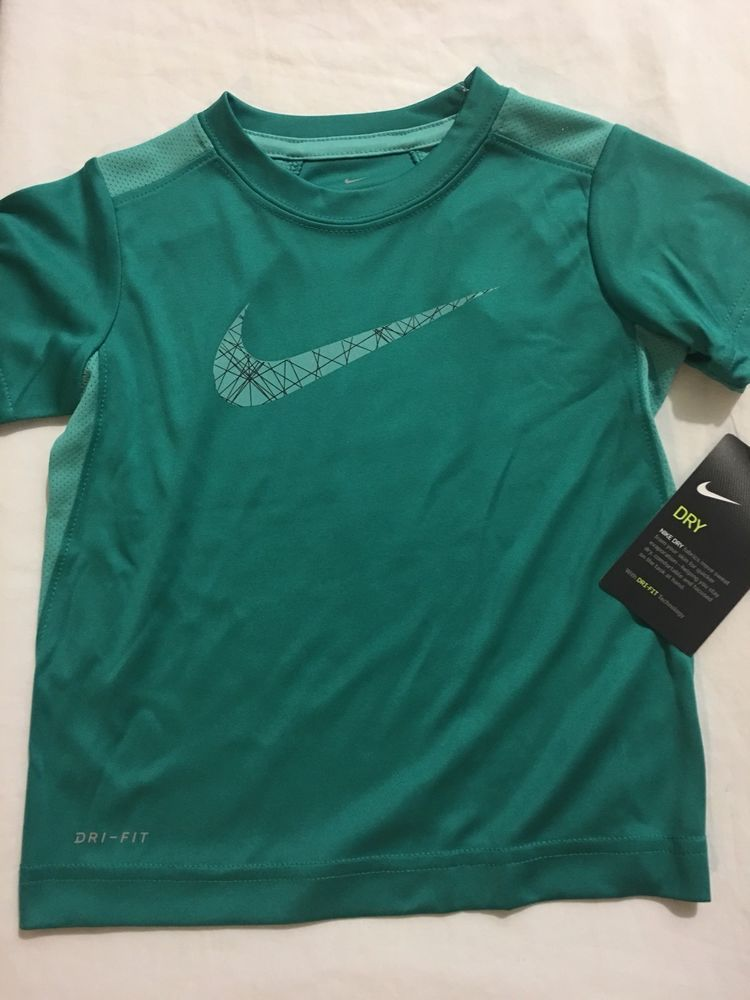 Nike Youth Boys Dri-Fit Shirt, Short