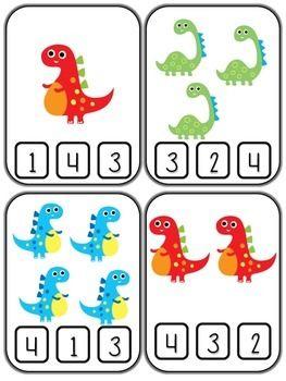 preschool dinosaur math activity pk k dinosaurs dinosaurs preschool dinosaur theme. Black Bedroom Furniture Sets. Home Design Ideas