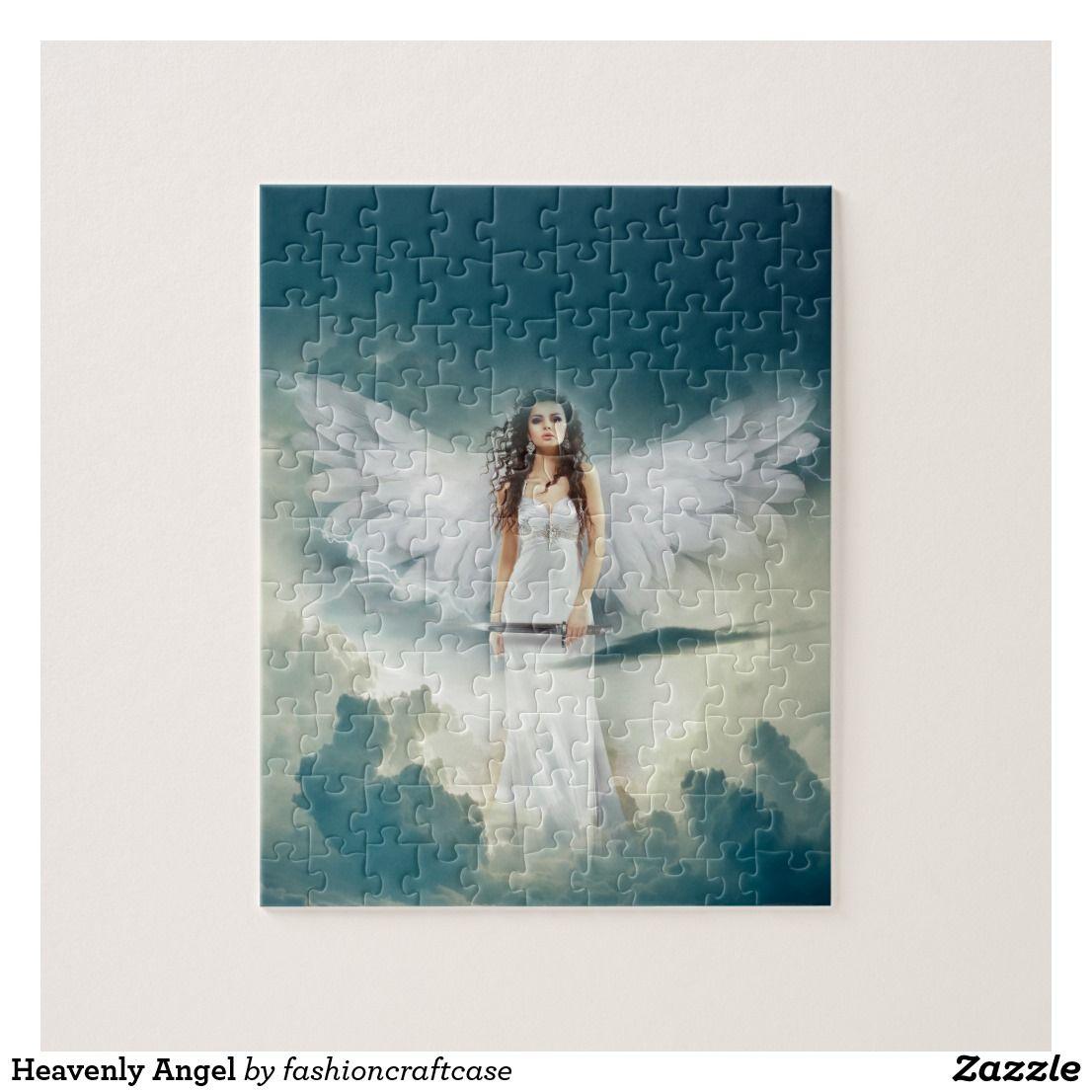Heavenly Angel Jigsaw Puzzle