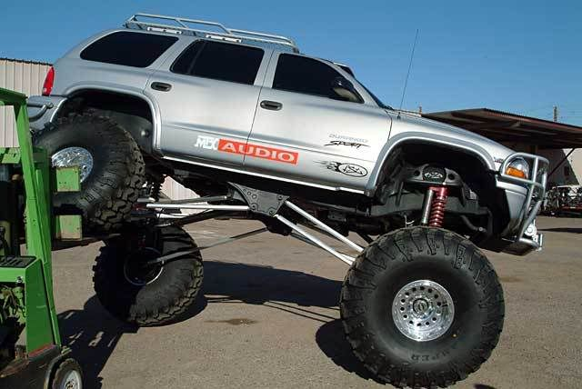 lifted dodge dakota truck  Lifted Durango spotted  Page 3