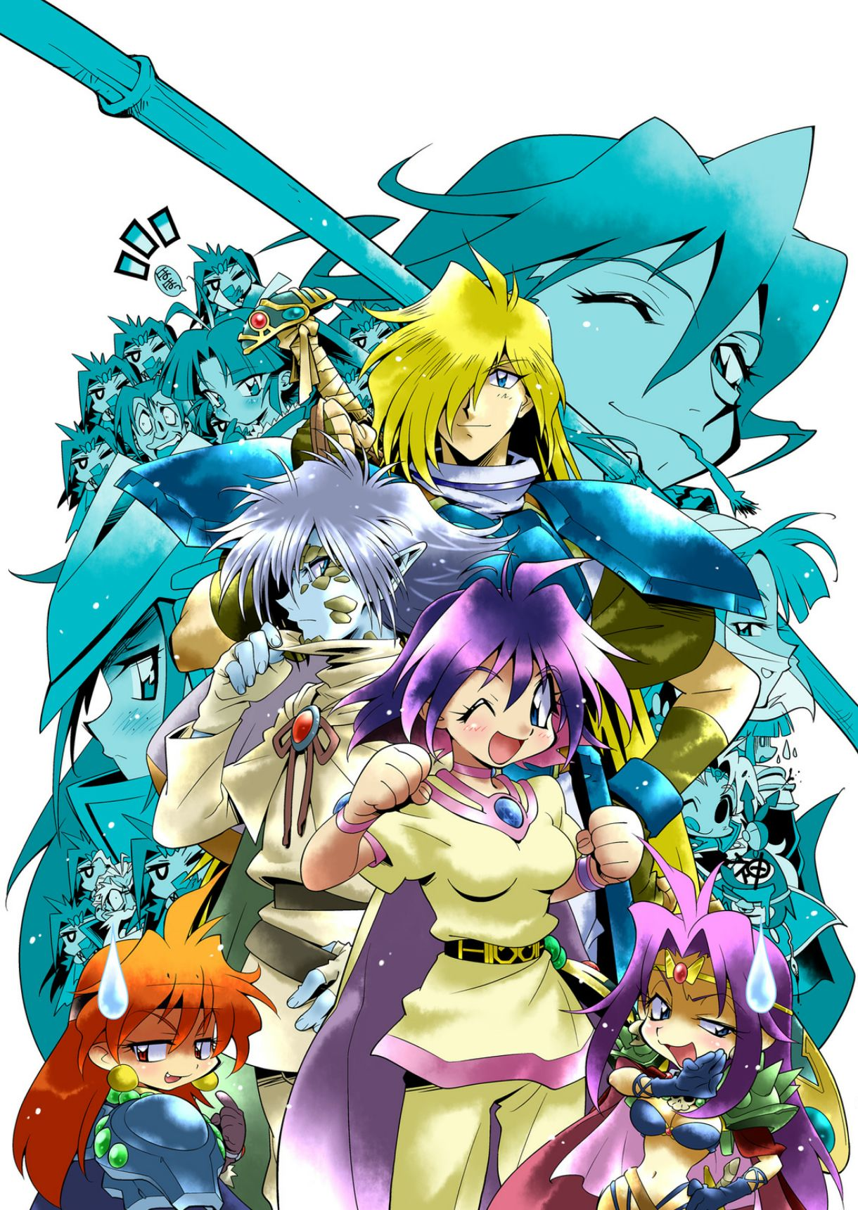 Slayers (With images) Slayer anime, Anime characters