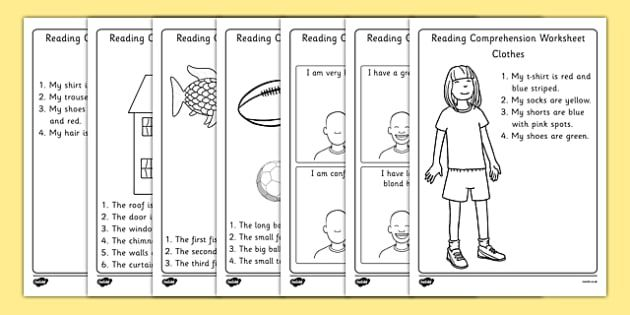 Reading Comprehension Worksheets Higher Ability - reading ...