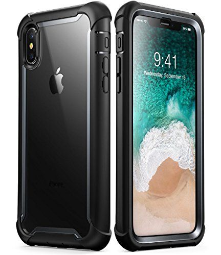 coque iphone x antichoc transparent