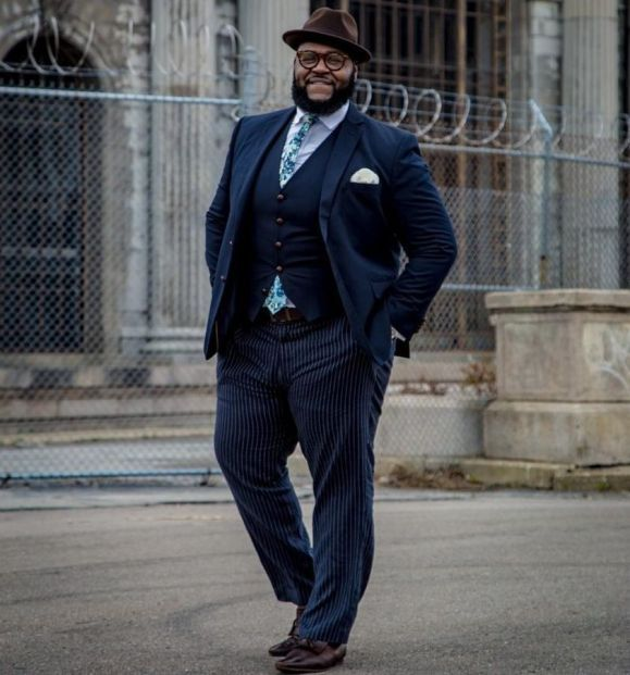 Best Plus Size Big and Tall Mens Fashion Outfit Style Ideas - Fashion Best