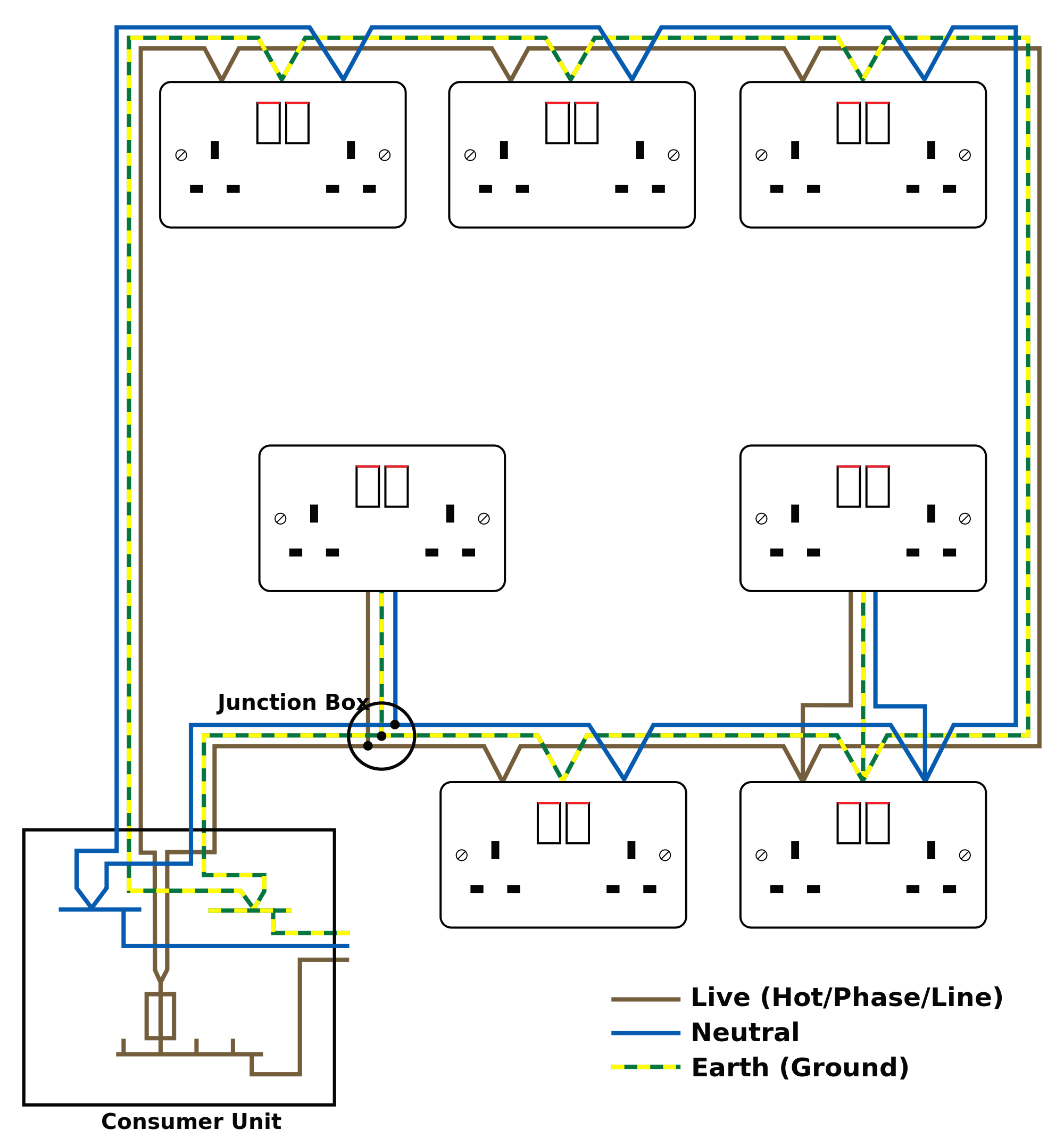 New Wiring Diagram For House Lighting Circuit Pdf Diagram Diagramsample Diagramtemplate Check More At Home Electrical Wiring House Wiring Residential Wiring