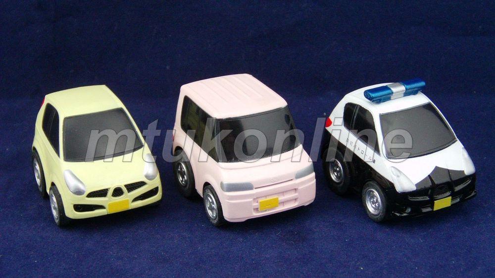 Choro Q Gift Set 2007 Kcar Collection Subaru R1 R2 Daihatsu Tanto