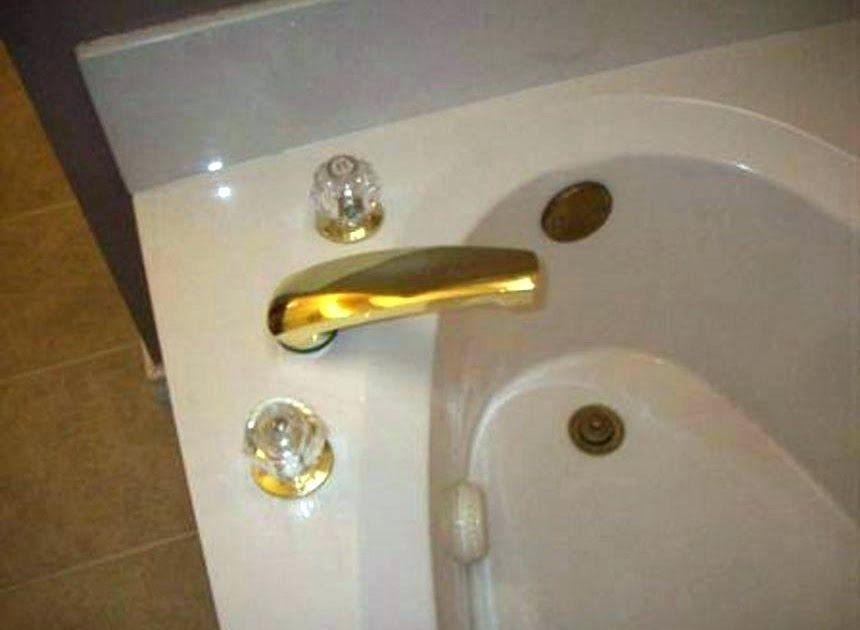 Bathtub Faucet Washer Replacement Dengan Gambar