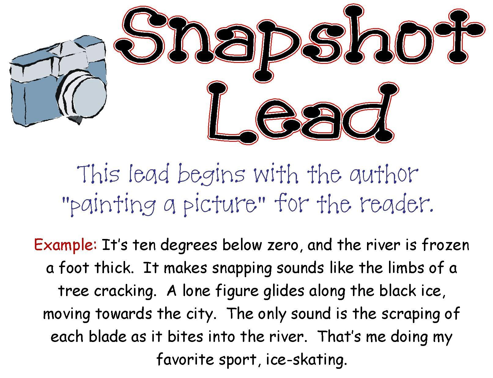 Snapshot Lead Beth Newingham