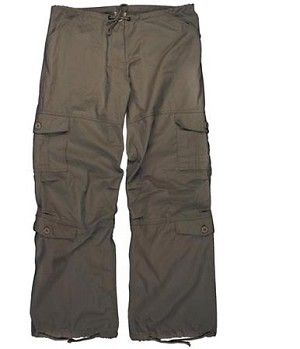 Ladies Brown Vintage Army Pants from Harry s Army Surplus aaf1047c0a