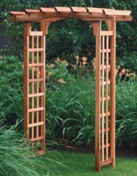 Arbors, Garden Arbors, Rose Arbors, Arbor Gates, Benches