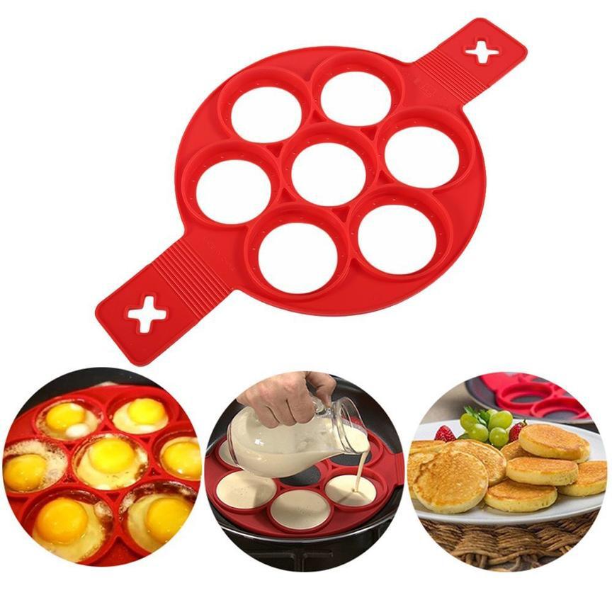 Non Stick Flippin' Pancake Maker #pancakemaker