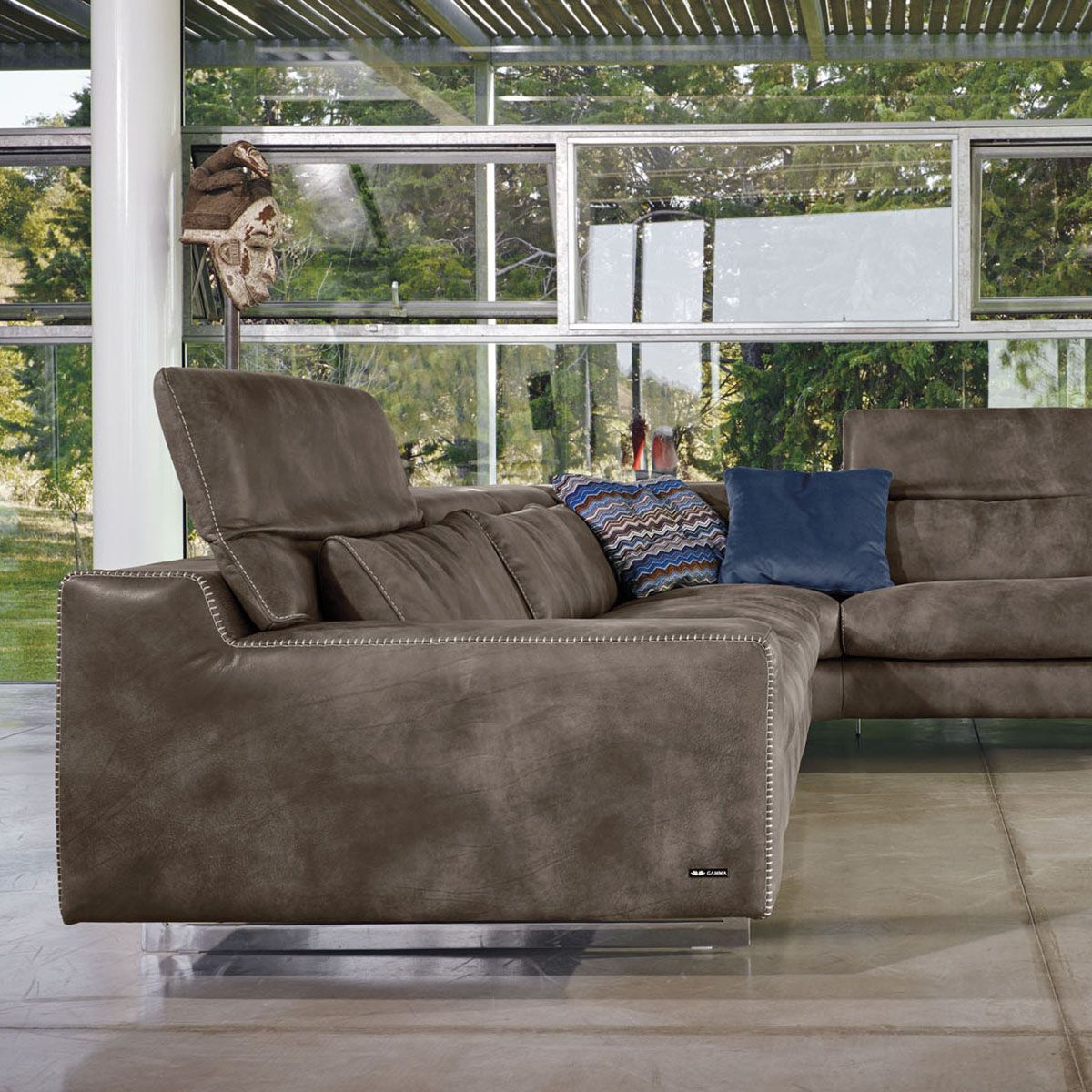 Sound Design Depot Furniture Miami Showroom Koltuk Sofa Sofa Design Italian Leather Sofa