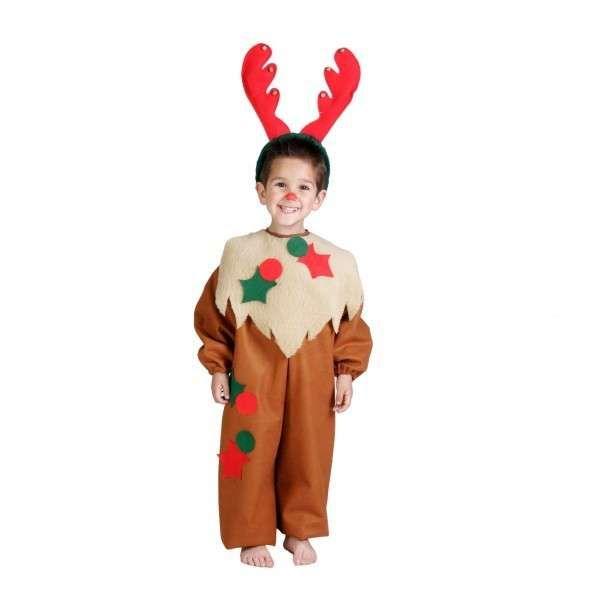 Disfraz De Reno Para Niños Fotos De Varios Modelos Disfraz De Reno Disfraz Casero Disfraz De Reno Disfraces De Navidad Trajes Navideños