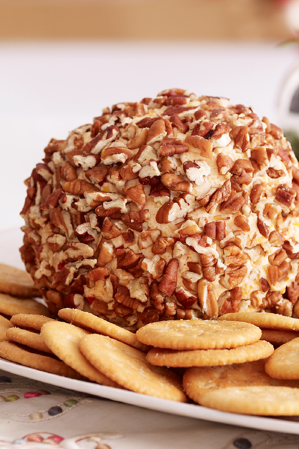 Party Cheese Ball – Known to frequent every occasion, this creamy cheese ball appetizer is a classic for a reason. Save the full recipe to make this five-star rated dish for your next party. Get the ingredients you need delivered to your home with Instacart where available.