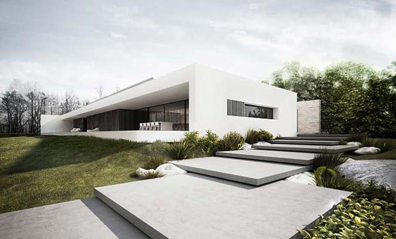 Pin de ferbuga en ark dise o casas modernas for Arquitectura y diseno de casas modernas