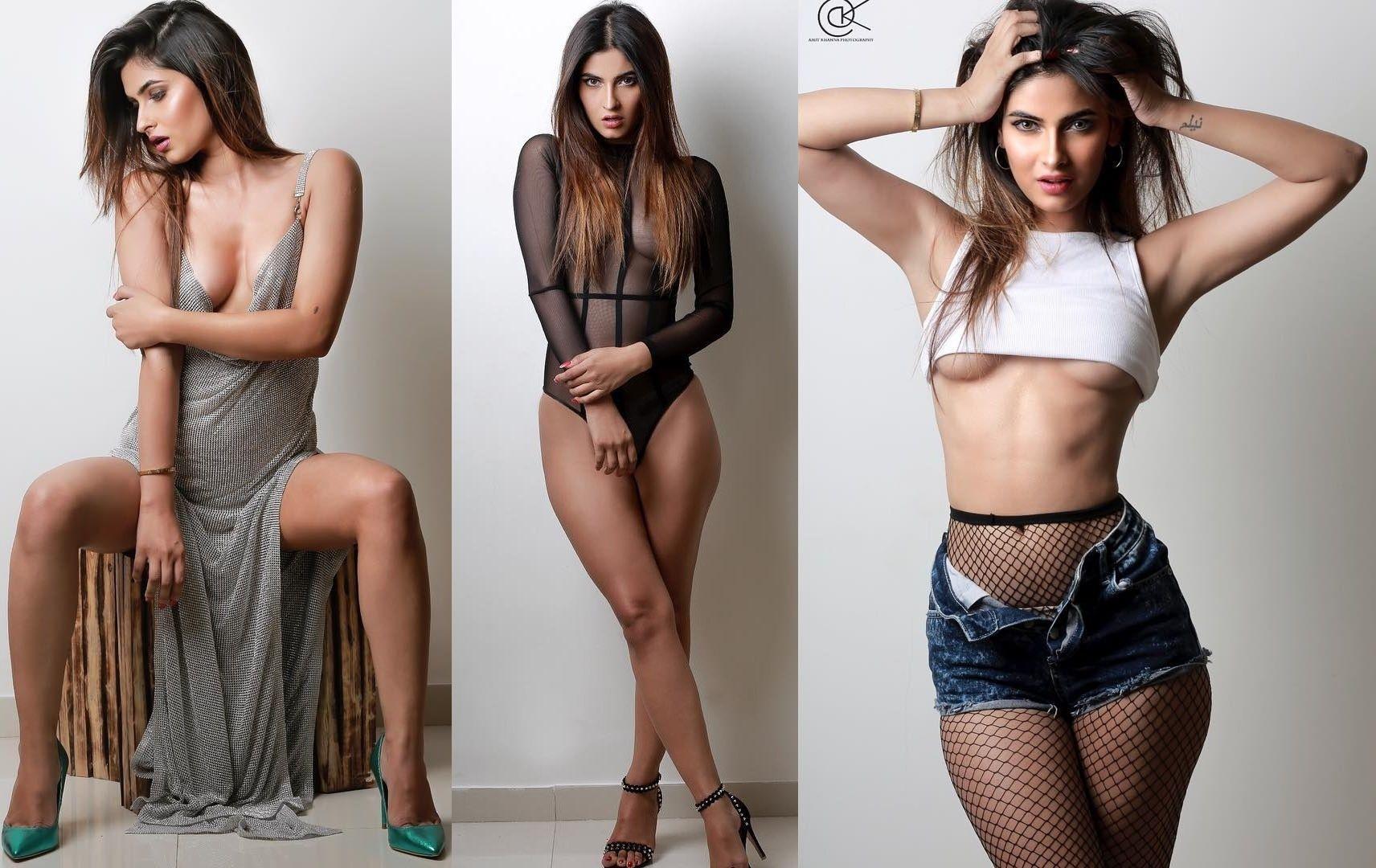 Hondoras nude models