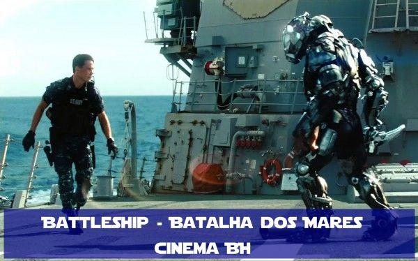 Battleship Batalha Dos Mares Vale O Ingresso Com Imagens