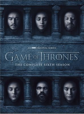Game of thrones. (Blu-ray)