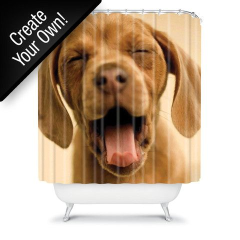 Create Your Own Custom Shower Curtain 8900 OK Its 89 But You Can