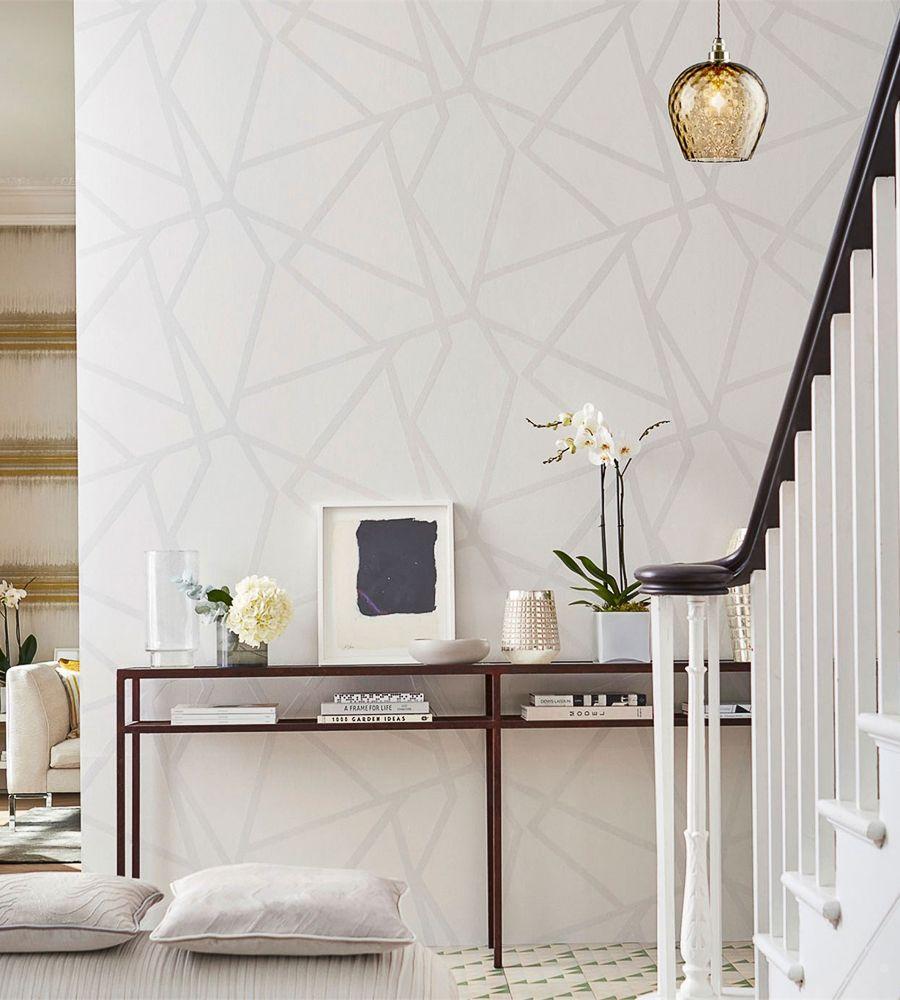Harlequin Sumi Shimmer Wallpaper Best Living Room Wallp