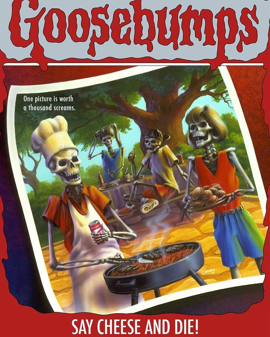 Goosebumps Monstros e Arrepios Dublado (2015) Monstros