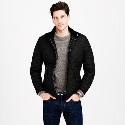 Jew Barbour Chelsea Sportsquilt Jacket My Style Pinterest