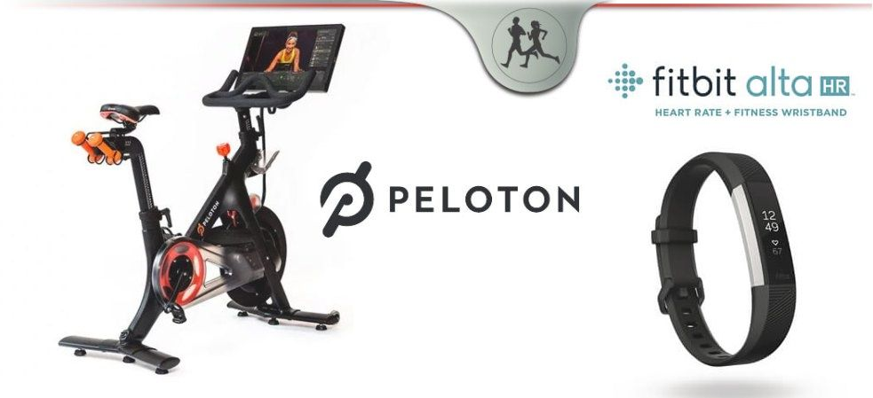 The Cycle Sweat Giveaway Peloton Fitbit What You Win Peloton Bike With The Works 150 Lululemon Gift C Peloton Bike Fitness Wristband Fitbit Alta Hr