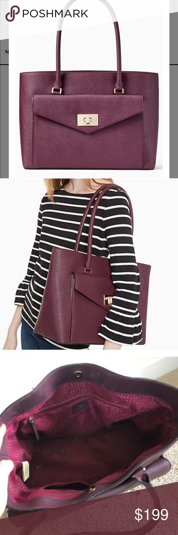 BAG condition Good Hal Halsey Kate Post purse