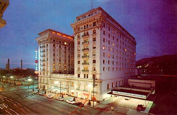 Hotel Utah Once A Great Hotel My Best Friend Was One Of The