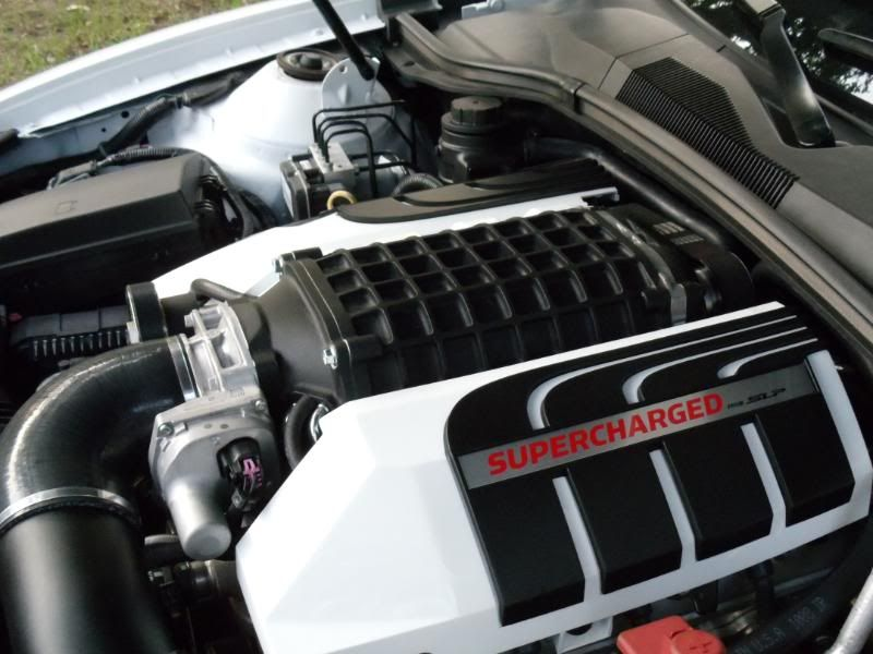 Slp 91000c 2010 12 Camaro Ss V8 Stage 3 650hp Supercharger Package Installed At Nj Location S High Output Tvs 2300