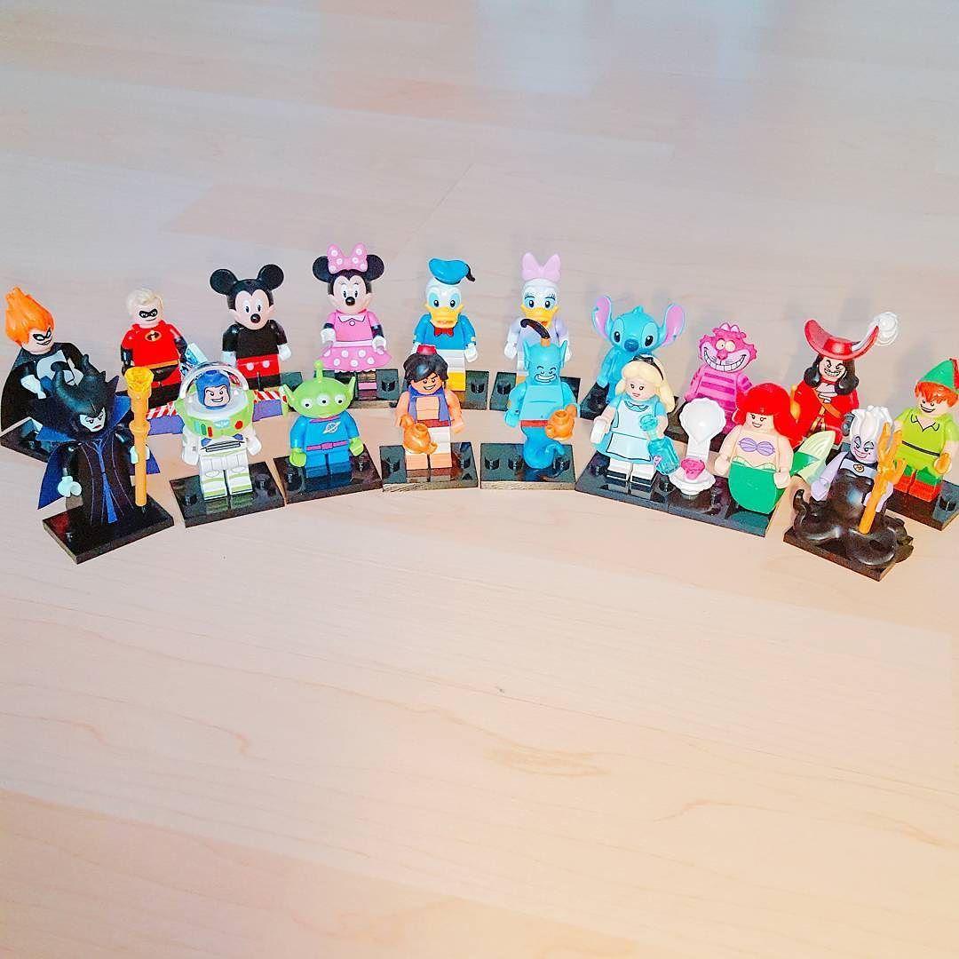 귀여워#lego#disney#minifigures#legostagram #toystagram#레고#디즈니#레고스타그램#afol by hyedeenee
