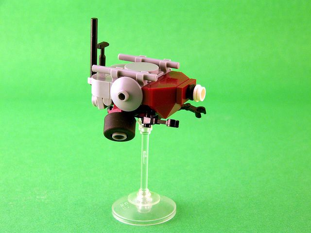 'finch' spotting drone by A YATES INDUSTRIALS., via Flickr