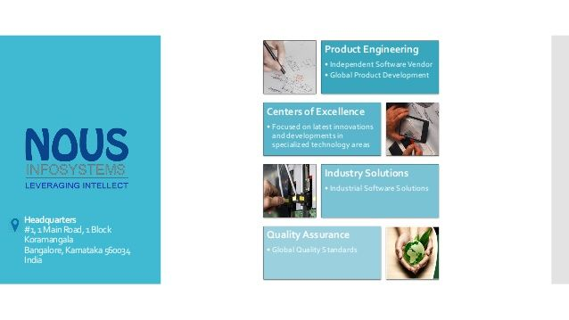 Global Software Development Services Process By Nous Infosystems Via Slideshare Software Development Development Software