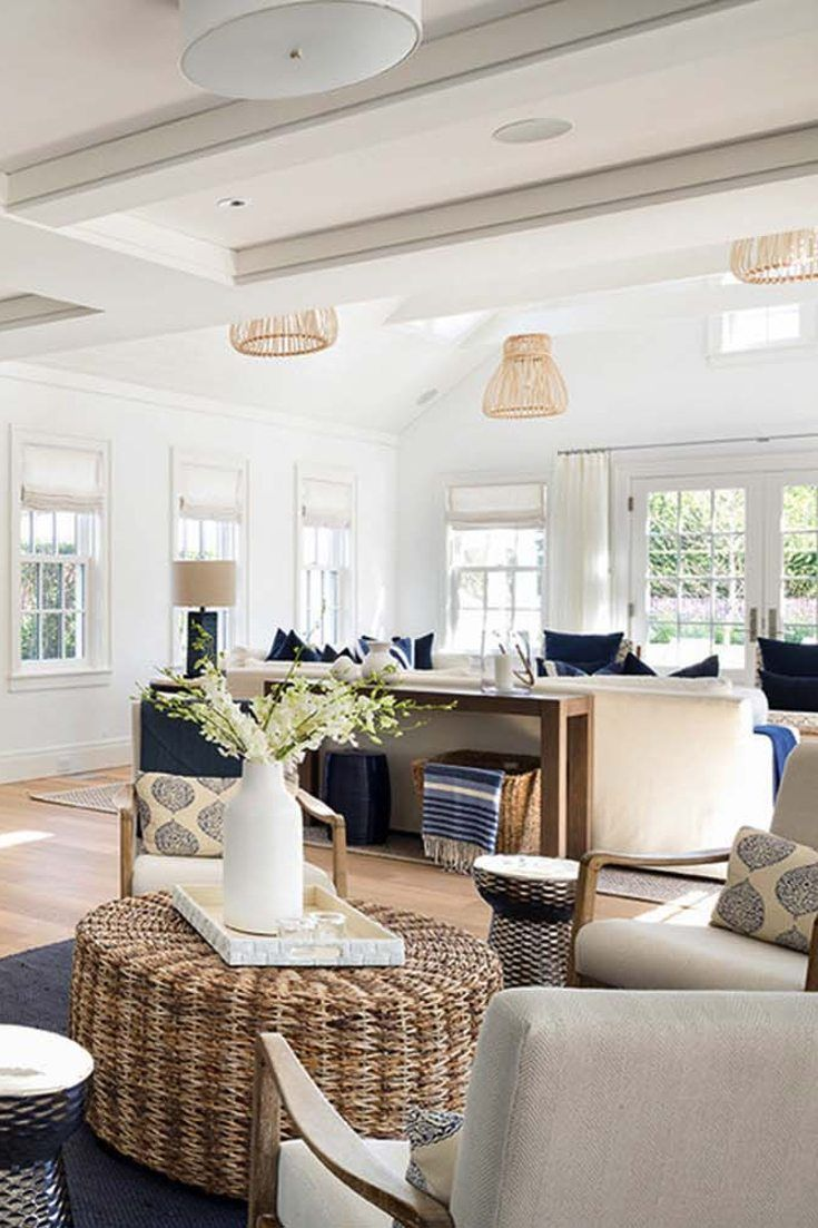 Go Coastal With These Nantucket Style Decorating Ideas With