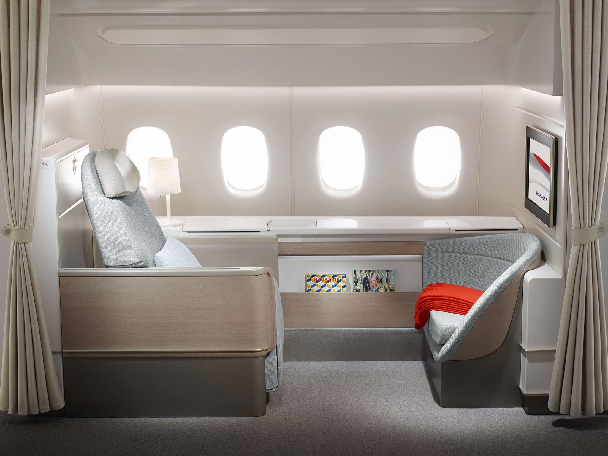 The Most Luxurious First Class Airplane Cabins First Class