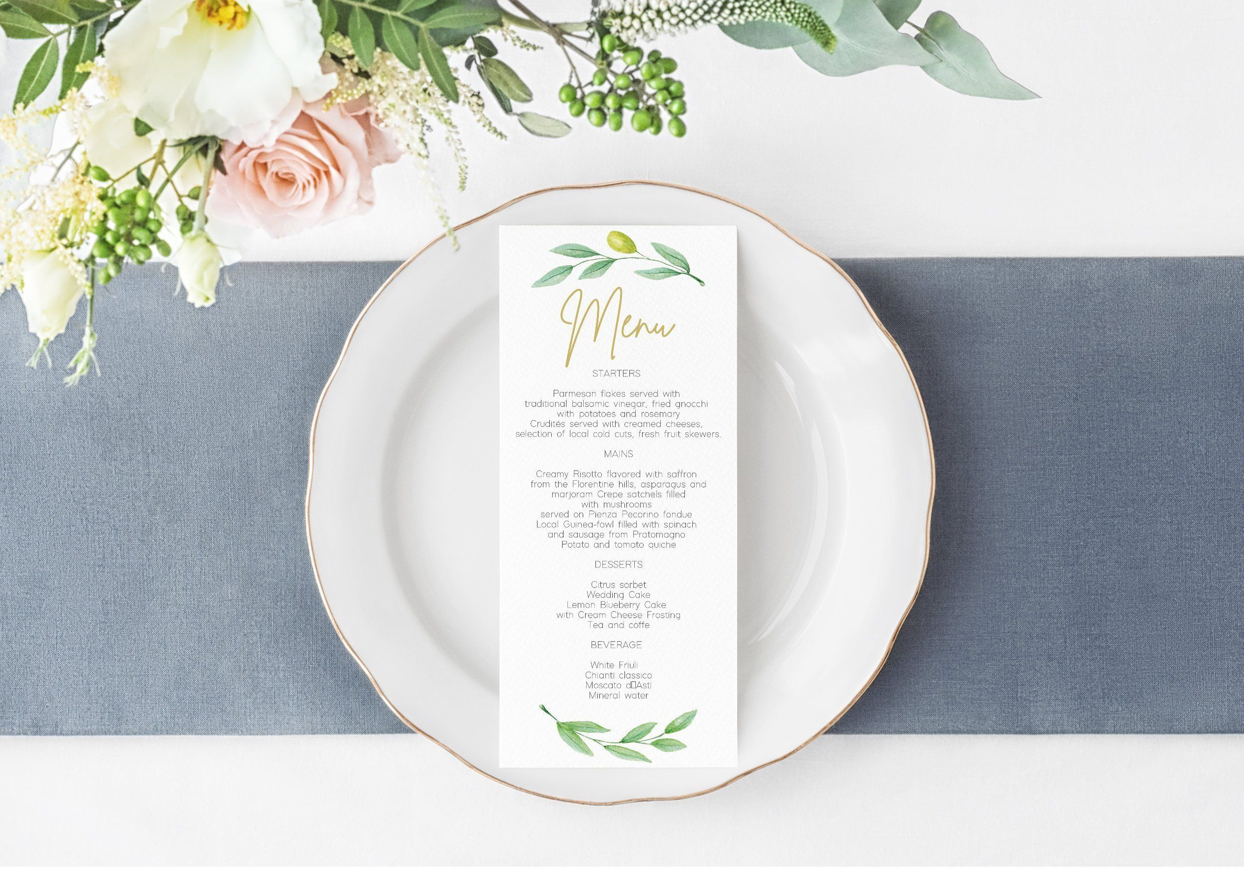 Wedding Menu Template, Greenery and Gold Wedding Menu Card, Printable Restaurant Green Menu Card, Olive Printable DIY Menu Card SRP-004 #weddingmenutemplate Wedding Menu Template, Greenery and Gold Wedding Menu Card, Printable Restaurant Green Menu Card, Olive Printable DIY Menu Card #weddingmenu #grenerymenucard #printablemenu #weddingprintable #olivemenutemplate #greenerywedding #rusticmenucard  #olivewedding #weddingmenutemplate