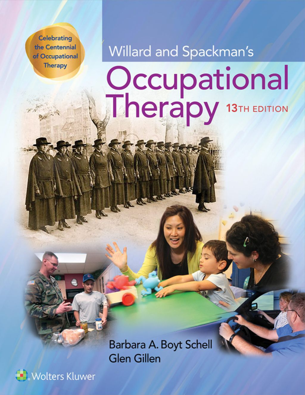 Willard and Spackman's Occupational Therapy (eBook Rental