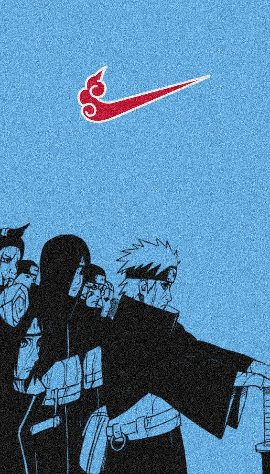 Nike Akatsuki Wallpaper Hd Instagram Vargz7 Naruto Wallpaper Iphone Cute Anime Wallpaper Cool Anime Wallpapers