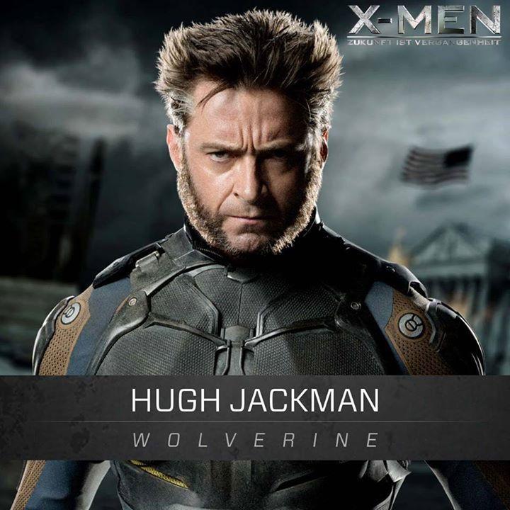 Charles Xavier Wolverine Storm Jean Grey Rogue Angel X Men Kino Fantastic Movie